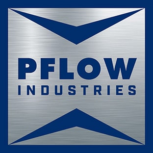 PFlow Industries Logo